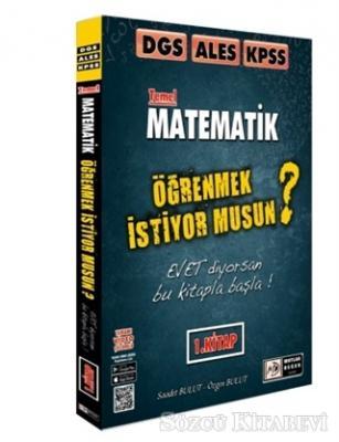 DGS ALES KPSS Temel Matematik Video Çözümlü Soru Bankası 1. Kitap