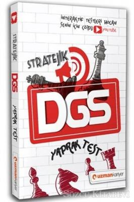 2019 DGS Stratejik Yaprak Test