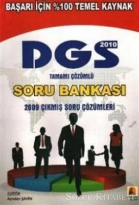 DGS Tamamı Çözümlü Soru Bankası
