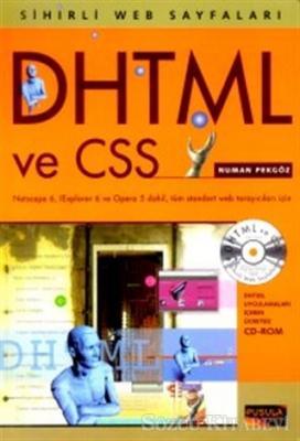 DHTML ve CSS Sihirli Web Sayfaları
