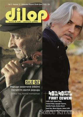 Dilop Dergisi Sayı: 12 Ocak - Şubat 2020