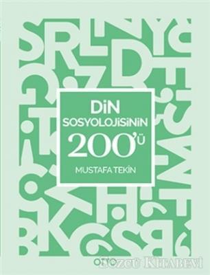 Din Sosyolojisinin 200'ü