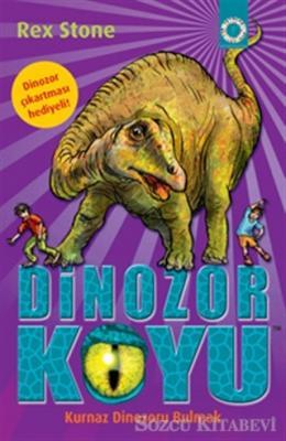 Dinozor Koyu 11 - Kurnaz Dinozoru Bulmak