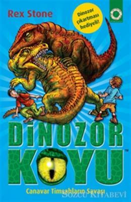 Dinozor Koyu 14 - Canavar Timsahların Savaşı