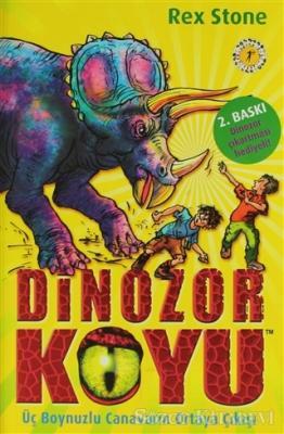 Dinozor Koyu 2 - Üç Boynuzlu Canavarın Ortaya Çıkışı