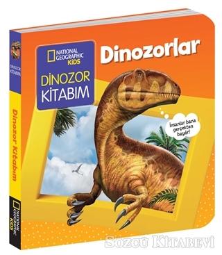 Dinozorlar Kitabım - İlk Kitaplarım Serisi