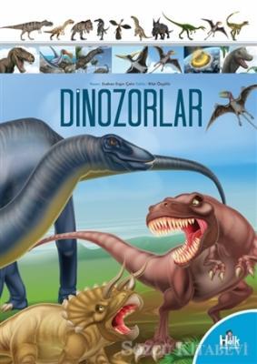 Ecehan Engin Çetin - Dinozorlar | Sözcü Kitabevi