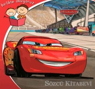 Disney Arabalar 3 Birlikte Okuyoruz