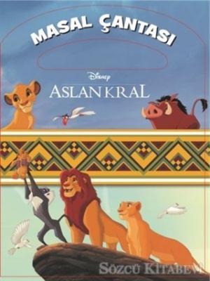 Kolektif - Disney Aslan Kral Masal Çantası | Sözcü Kitabevi