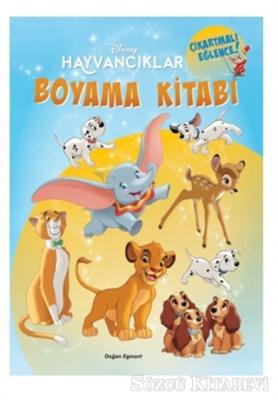 Kolektif - Disney Hayvancıklar Boyama Kitabı | Sözcü Kitabevi