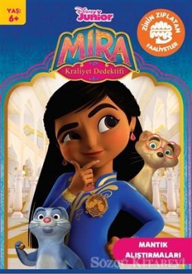 Kolektif - Disney Junior Mira - Kraliyet Dedektifi - Zihin Zıplatan Faaliyetler | Sözcü Kitabevi