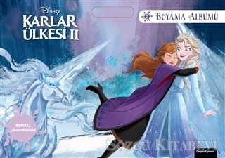 Disney Karlar Ülkesi 2 Boyama Albümü