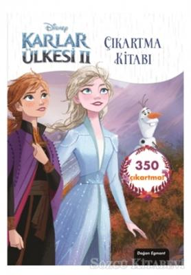 Disney Karlar Ülkesi 2 - Çıkartma Kitabı