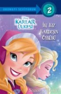 Disney Karlar Ülkesi - İki Kız Kardeşin Öyküsü
