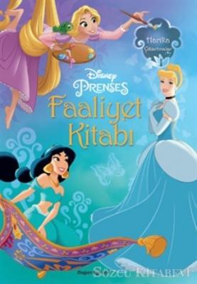 Kolektif - Disney Prenses - Faaliyet Kitabı   Sözcü Kitabevi