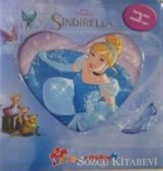 Disney Prenses Sindirella İlk Yapboz Kitabım