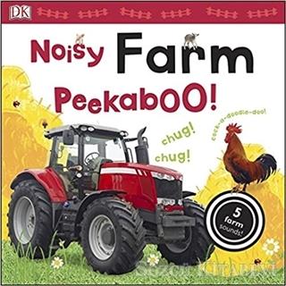 DK - Noisy Farm Peekaboo! (Board Book)