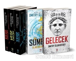 Dmitry Glukhovsky - Dmitry Glukhovsky Seti (5 Kitap Takım) | Sözcü Kitabevi
