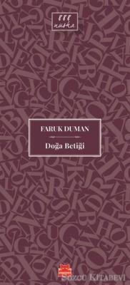 Faruk Duman - Doğa Betiği | Sözcü Kitabevi