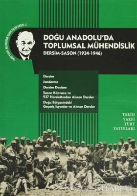 Doğu Anadolu'da Toplumsal Mühendislik