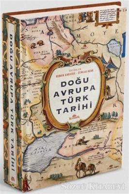 Osman Karatay - Doğu Avrupa Türk Tarihi (Ciltli) | Sözcü Kitabevi