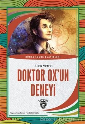 Jules Verne - Doktor Ox'un Deneyi | Sözcü Kitabevi