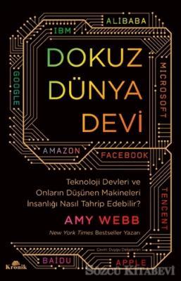 Amy Webb - Dokuz Dünya Devi | Sözcü Kitabevi