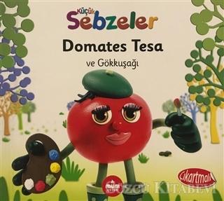 Domates Tesa ve Gökkuşağı - Küçük Sebzeler