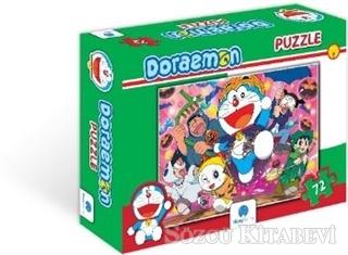 Doraemon 72 Parça Puzzle - 2