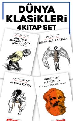Dünya Klasikleri 4 Kitap Set