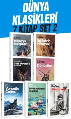 Dünya Klasikleri 7 Kitap Set2