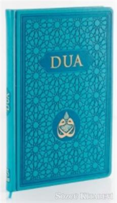 Dua (Evrad-ı Şerife) Cep Boy Arapça+Türkçe - Turkuaz