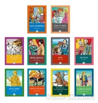 Dünya Çocuk Klasikleri 10 Kitap Seti-5