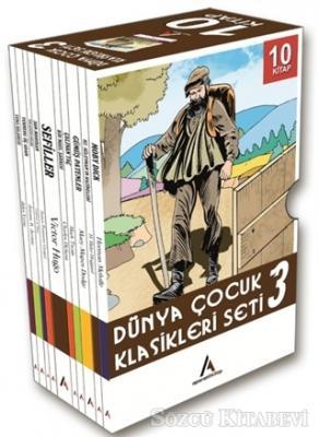 Dünya Çocuk Klasikleri (10 Kitap Takım) Set-3