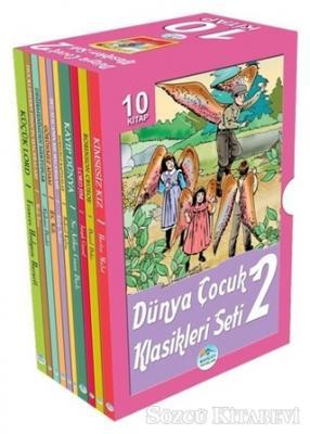 Dünya Çocuk Klasikleri 2 (10 Kitap Takım)
