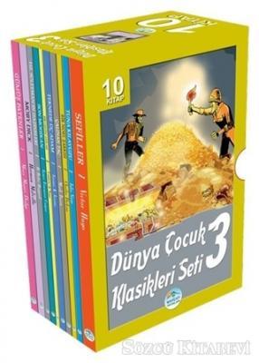 Dünya Çocuk Klasikleri 3 (10 Kitap Takım)