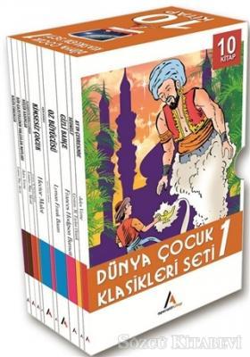 Dünya Çocuk Klasikleri Seti -1 (10 Kitap)
