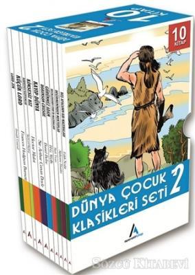 Dünya Çocuk Klasikleri Seti -2 (10 Kitap)