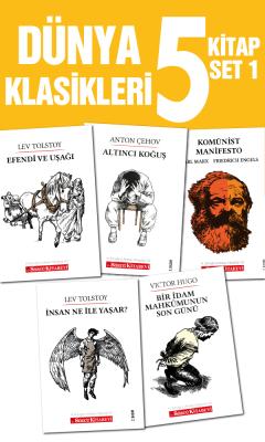 Dünya Klasikleri 5 Kitap Set