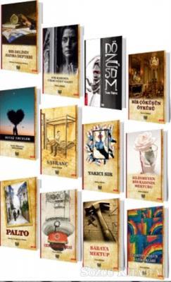 Kolektif - Dünya Klasikleri Seti 12 Kitap Takım | Sözcü Kitabevi