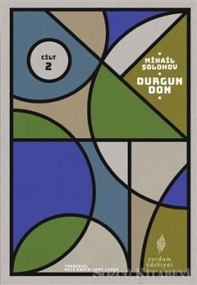 Mihail Şolohov - Durgun Don - 2. Cilt | Sözcü Kitabevi