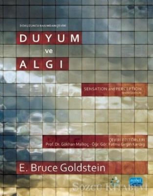 E. Bruce Goldstein - Duyum ve Algı | Sözcü Kitabevi