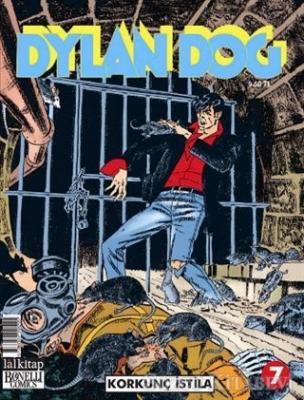 Dylan Dog - Korkunç İstila Sayı : 7
