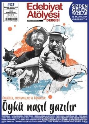 Kolektif - Edebiyat Atölyesi Dergisi Sayı: 3 Mart-Nisan-Mayıs 2021   Sözcü Kitabevi