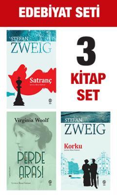 Stefan Zweig - Edebiyat Seti | Sözcü Kitabevi