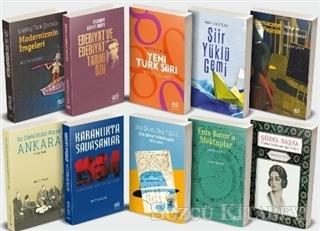 Edebiyat ve Teori Seti (10 Kitap Takım)