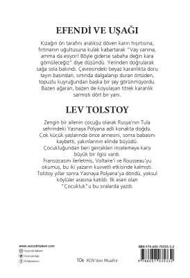 Lev Nikolayeviç Tolstoy - Efendi ve Uşağı | Sözcü Kitabevi