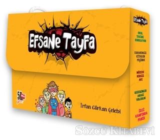Efsane Tayfa (5 Kitap Takım)