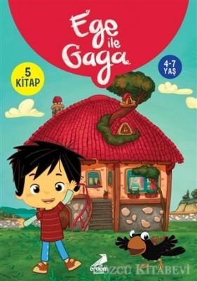Kolektif - Ege ile Gaga (5 Kitap) | Sözcü Kitabevi