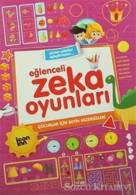 Kolektif - Eğlenceli Zeka Oyunları | Sözcü Kitabevi